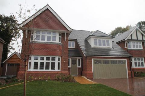 5 bedroom detached house to rent - Cricketers Grove, Harborne