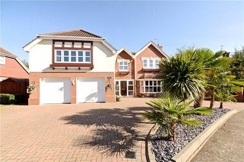 4 bedroom detached house for sale - Belfry Lane, Collingtree, Northamptonshire