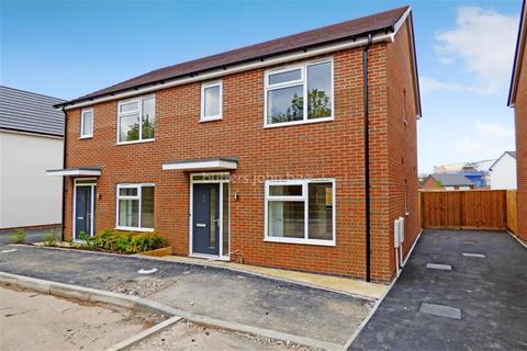 2 bedroom semi-detached house to rent - Sampson Brigdwood Close, Trentham Manor