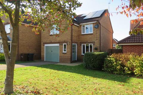 3 bedroom detached house for sale - Rochelle Way, Duston, NN5