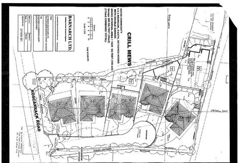 Land for sale - Roscarrack Road, Budock Water, Falmouth