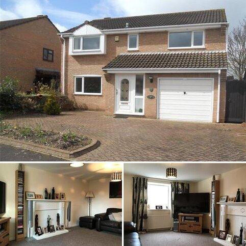 4 bedroom house to rent - Redlake Drive, Taunton, Somerset, TA1