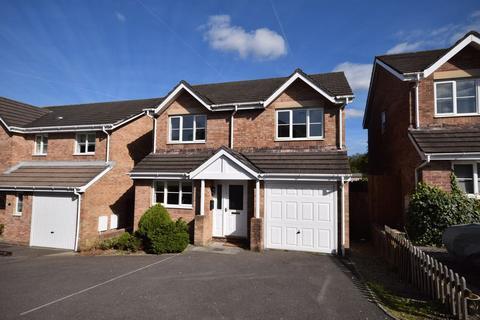 4 bedroom detached house to rent - 26 Llys Pentre, Broadlands, Bridgend CF31 5DY