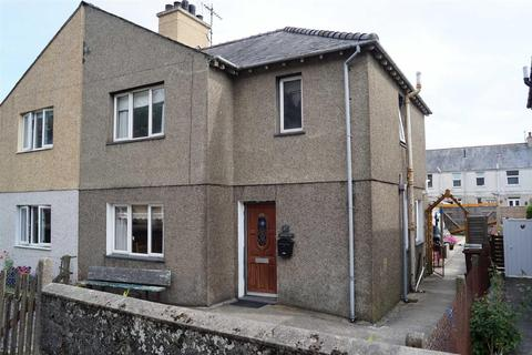 3 bedroom semi-detached house for sale - Abererch Road, Pwllheli