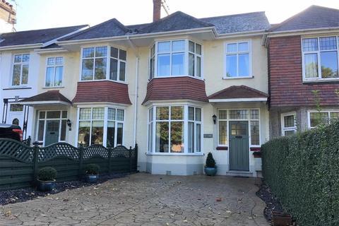3 bedroom terraced house for sale - Penlan Crescent, Swansea, SA2