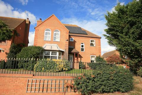 4 bedroom detached house for sale - Hocknell Close, Wootton, Northampton, NN4