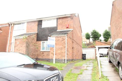 2 bedroom semi-detached house to rent -  Okehampton Avenue, Evington, Leicester, LE5