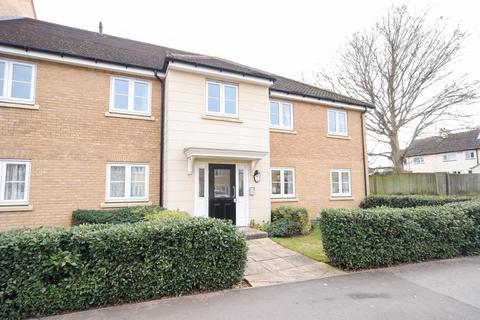 2 bedroom ground floor flat to rent - North Lodge Drive, Papworth Everard
