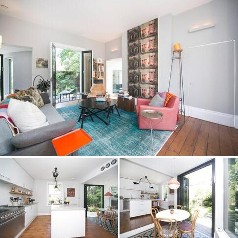 4 bedroom terraced house to rent - Lenthall Road, Hackney, London, E8