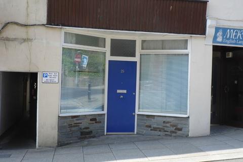 Studio to rent - 29 High Cross Street, St Austell, Cornwall