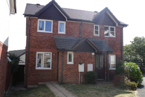 2 bedroom semi-detached house to rent - Manor View, Par, Cornwall
