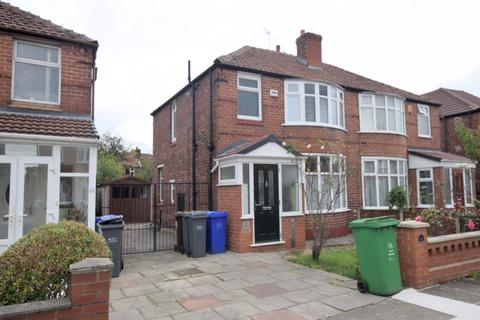 3 bedroom semi-detached house to rent - Brookleigh Road, Didsbury