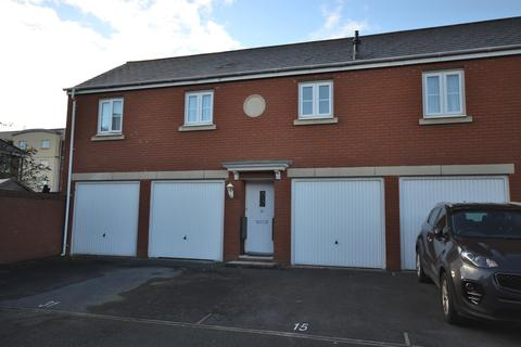 2 bedroom end of terrace house for sale - Culm Grove, Exeter, EX2 7QX