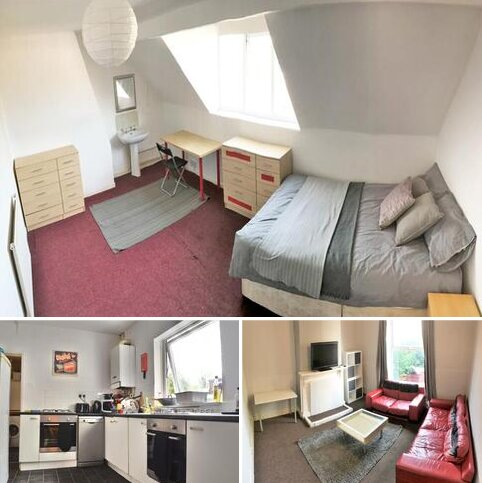 7 bedroom terraced house to rent - Holberry Close, Broomhall, Sheffield S10