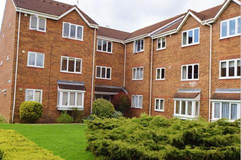 1 bedroom ground floor flat - Opal House, Percy Gardens, Malden Manor, KT4