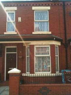 4 bedroom terraced house to rent - Ossory Street, Rusholme, Manchester M14