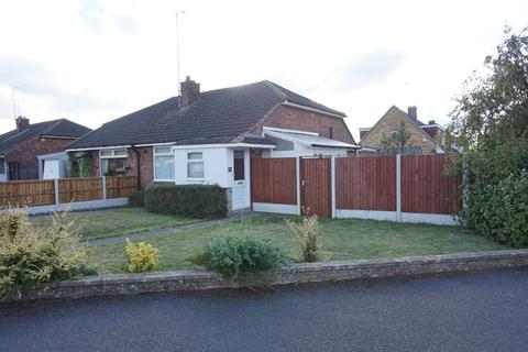 2 bedroom bungalow for sale - Brookthorpe Way, Silverdale, Nottingham, NG11