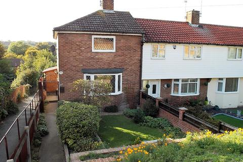 3 bedroom end of terrace house for sale - St Williams Way, Rochester, Kent ME1