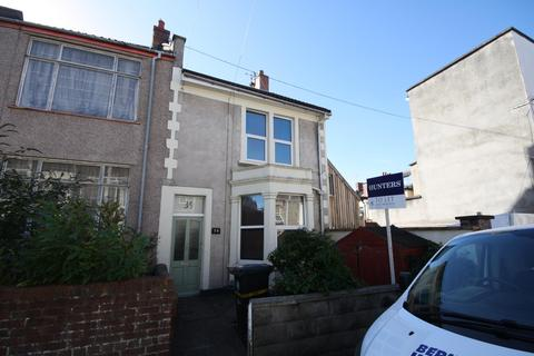 4 bedroom end of terrace house to rent - Islington Road, Southville, Bristol, BS3 1QB