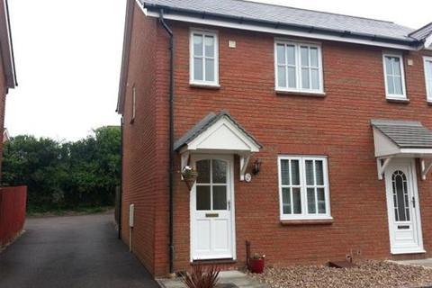2 bedroom end of terrace house to rent - Trem-y-Dyffryn, Bridgend, CF31 5AP