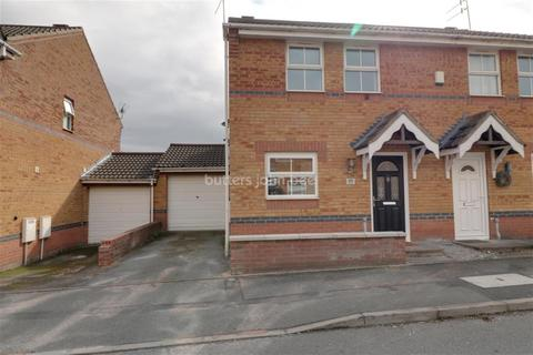 3 bedroom semi-detached house to rent - Bank Street, Tunstall