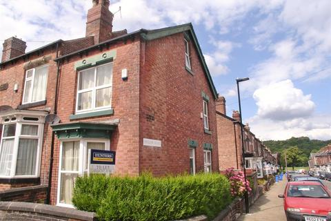 3 bedroom end of terrace house to rent - Onslow Road, Sheffield, S11 7AF
