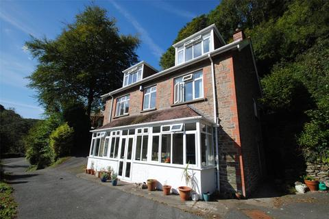 4 bedroom detached house for sale - Lynbridge, Lynton