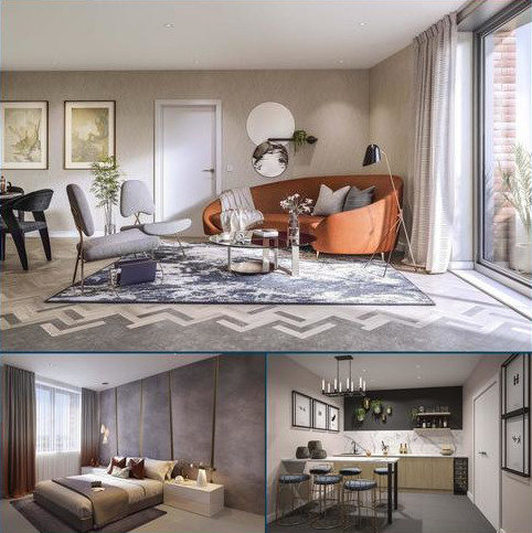 2 bedroom apartment for sale - Three Waters, London, E3