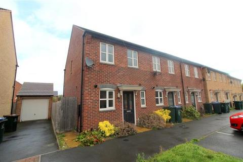 2 bedroom end of terrace house to rent - The Carabiniers, Coventry, West Midlands