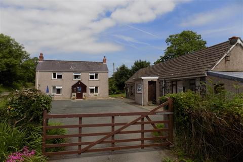 5 bedroom property with land for sale - Stoneleigh, Ambleston, Haverfordwest