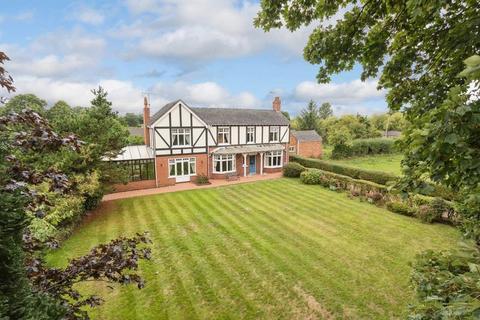 4 bedroom detached house for sale - Laburnum House, Haymoor Green Road, Wybunbury, Nantwich