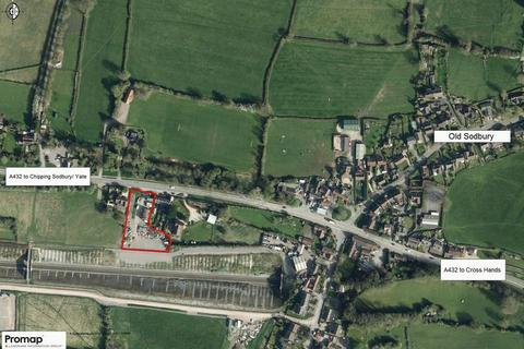 Residential development for sale - Residential development site at Badminton Road, Old Sodbury.