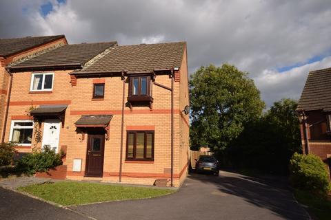3 bedroom end of terrace house to rent - St. Nons Close, Brackla, Bridgend CF31 2BX