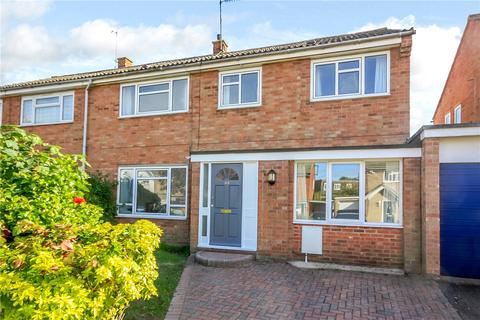 4 bedroom semi-detached house for sale - Greystoke Road, Cambridge, CB1