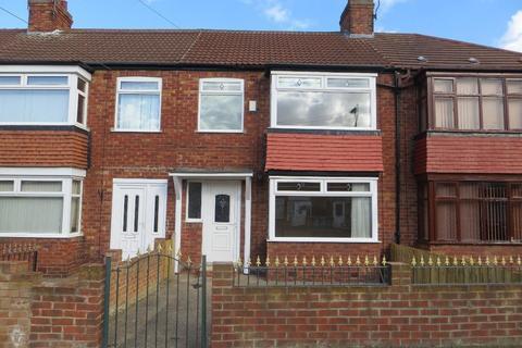 3 bedroom terraced house for sale - Oldstead Avenue, Hull, HU6 8LN