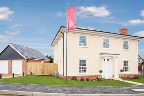 4 bedroom detached house for sale - The Pines, Street Farm Close, Tunstall, Woodbridge Suffolk, IP12