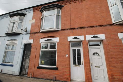 2 bedroom terraced house to rent - Woodville Road, Western Park, Leicester, LE3