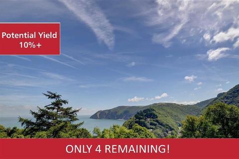 2 bedroom apartment for sale - Bay View Terrace, Lynton Cottage Apartments, North Walk, Lynton, Devon, EX35