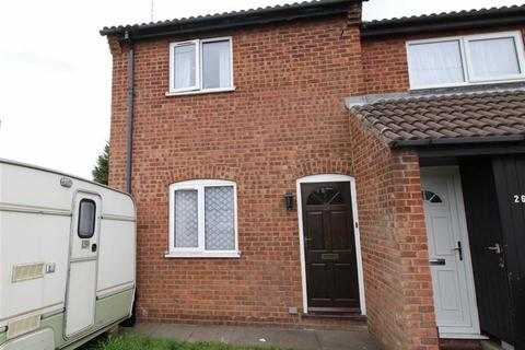 2 bedroom end of terrace house for sale - Luccombe Drive, Alvaston