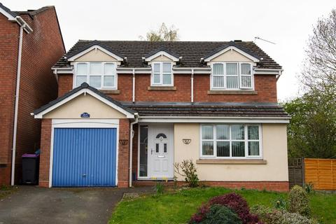 4 bedroom detached house for sale - The Foxes, Sutton Heights Telford