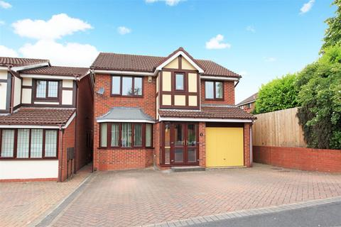 4 bedroom detached house for sale - Swansmede Way, Stirchley, Telford