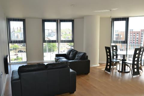 2 bedroom flat to rent - IQuarter, 10Blonk Street, ,Town Centre,Sheffield