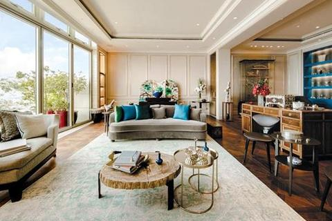 5 bedroom detached house  - Barker Road, The Peak, Hong Kong