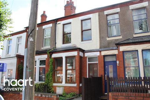 2 bedroom terraced house to rent - Mayfield Road, Earlsdon