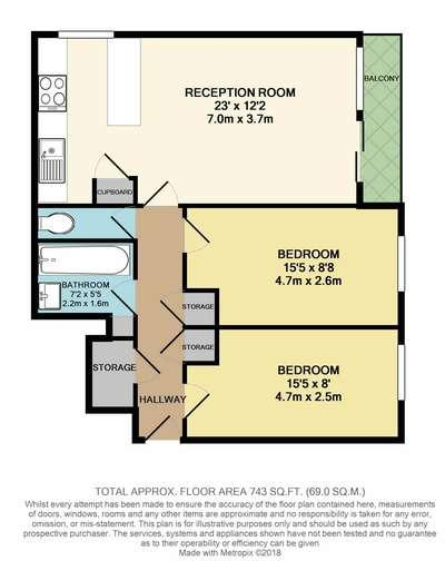 Floorplan: 2 D Floor plan
