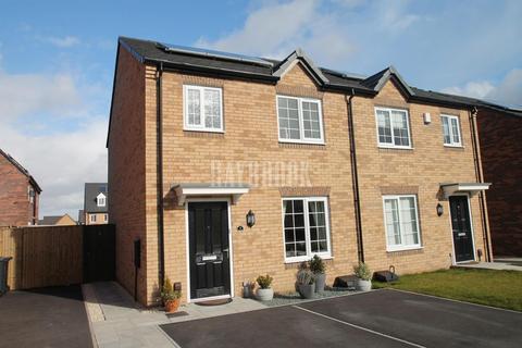 3 bedroom semi-detached house for sale - Calver Way, Waverley
