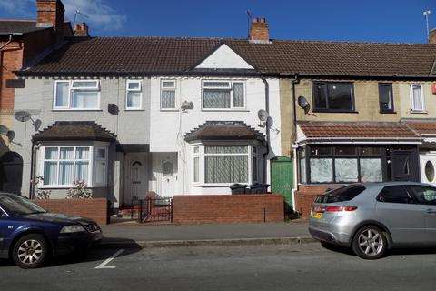 3 bedroom terraced house for sale - Newton Road, Sparkhill, Birmingham B11