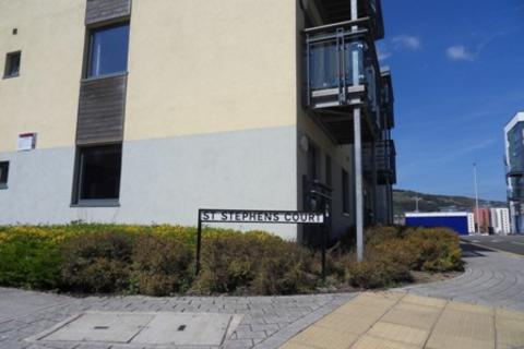 4 bedroom house to rent - St Stephen's Court, Maritime Quarter, Swansea