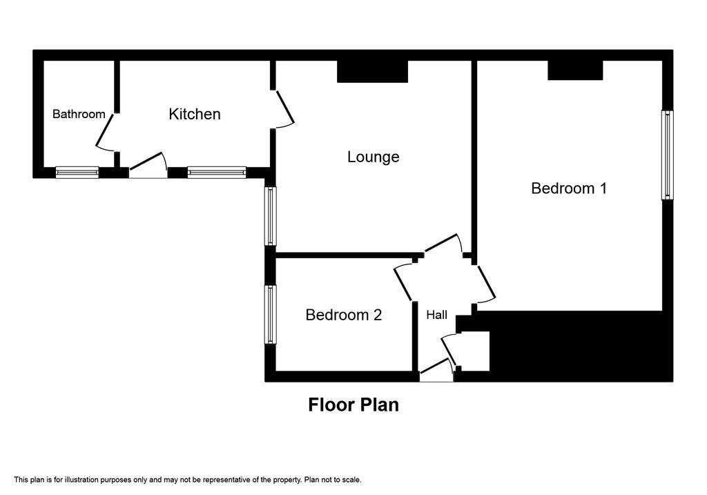 Floorplan: 35chats FP