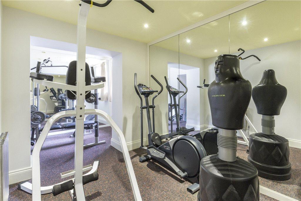 Gym/Guest Bedroom